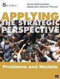 Applying the Strategic Perspective 9781452228006