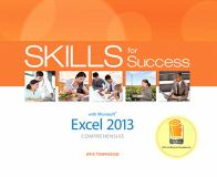 Skills for Success with Excel 2013 Comprehensive 9780133148008