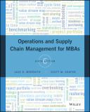 Operations Management for MBA's 6th Edition