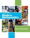 Excursions in Modern Mathematics 7th Edition