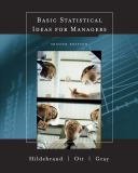 Basic Statistical Ideas for Managers 2nd Edition
