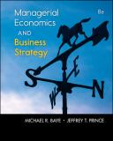 Managerial Economics & Business Strategy with Connect 8th Edition