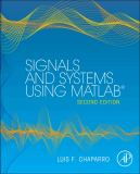 Signals and Systems Using MATLAB 2nd Edition