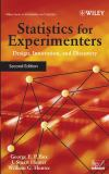 Statistics for Experimenters 2nd Edition