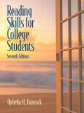 Reading Skills for College Students (with MyReadingLab Student Access Code Card) 9780132418133