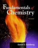 The Fundamentals of Chemistry 9780072318135