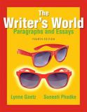The Writer's World 4th Edition