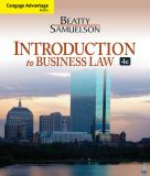 Introduction to Business Law 9781133188155