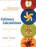 Culinary Calculations 2nd Edition