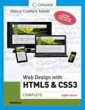 Web Design with HTML and CSS3, Complete 8th Edition