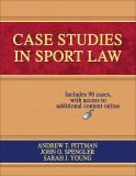 Case Studies in Sport Law 9780736068215