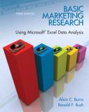 Basic Marketing Research 3rd Edition