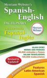 Merriam-Webster's Spanish-English Dictionary 2nd Edition