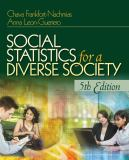 Social Statistics for a Diverse Society 5th Edition