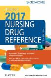 Mosby's 2017 Nursing Drug Reference 30th Edition