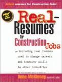 Real-Resumes for Construction Jobs 9781885288271