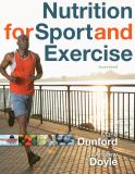 Nutrition for Sport and Exercise 9780840068293