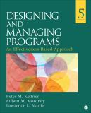 Designing and Managing Programs 5th Edition