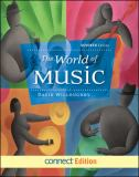 The World of Music Packaged W/ Connect Plus Access Card 7th Edition