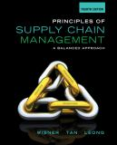 Principles of Supply Chain Management 9781285428314