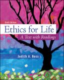 Ethics for Life 6th Edition