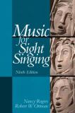 Music for Sight Singing 9780205938339