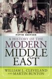 A History of the Modern Middle East 5th Edition