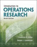 Introduction to Operations Research 9780077298340