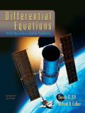 Differential Equations with Boundary-Value Problems 9780495108368