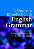 A Student's Introduction to English Grammar 9780521848374