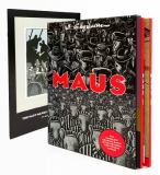 Maus I and II Paperback Boxed Set 1st Edition