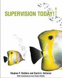 Supervision Today! 9780135038420