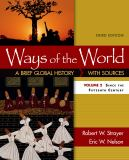 Ways of the World with Sources 9781319018429