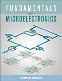 Fundamentals of Microelectronics 1st Edition