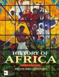 History of Africa 9780230308473