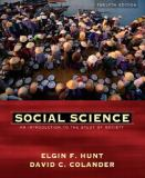 Social Science 12th Edition