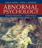 Abnormal Psychology 9781118018491