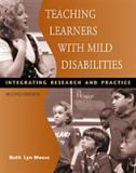 Teaching Learners with Mild Disabilities 9780534578527
