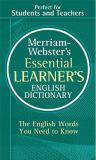 Essential Learner's English Dictionary