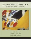 Applied Social Research 6th Edition
