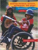 Adapted Physical Activity, Recreation and Sport with Powerweb Bind-in Passcard 6th Edition