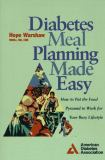 Diabetes Meal Planning Made Easy 9780945448617