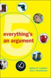 Everything's an Argument 5th Edition
