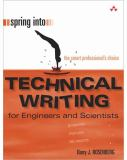Technical Writing for Engineers and Scientists 1st Edition