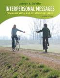 Interpersonal Messages 2nd Edition