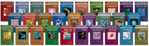 Deadly Diseases and Epidemics Set, 47-Volumes 9780791098660