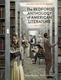 The Bedford Anthology of American Literature, Volume Two 9780312678692