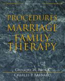 Procedures in Marriage and Family Therapy 4th Edition