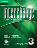 Interchange Level 3 Student's Book with Self-Study DVD-ROM 4th Edition