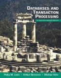 Database and Transaction Processing 9780201708721